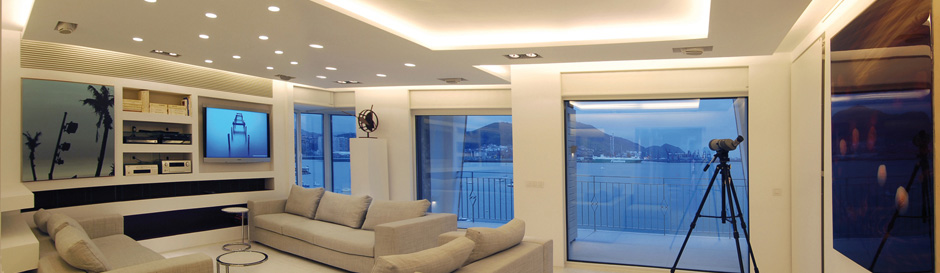 Focos de led para interiores best roleadro focos led w ip - Focos para interior ...