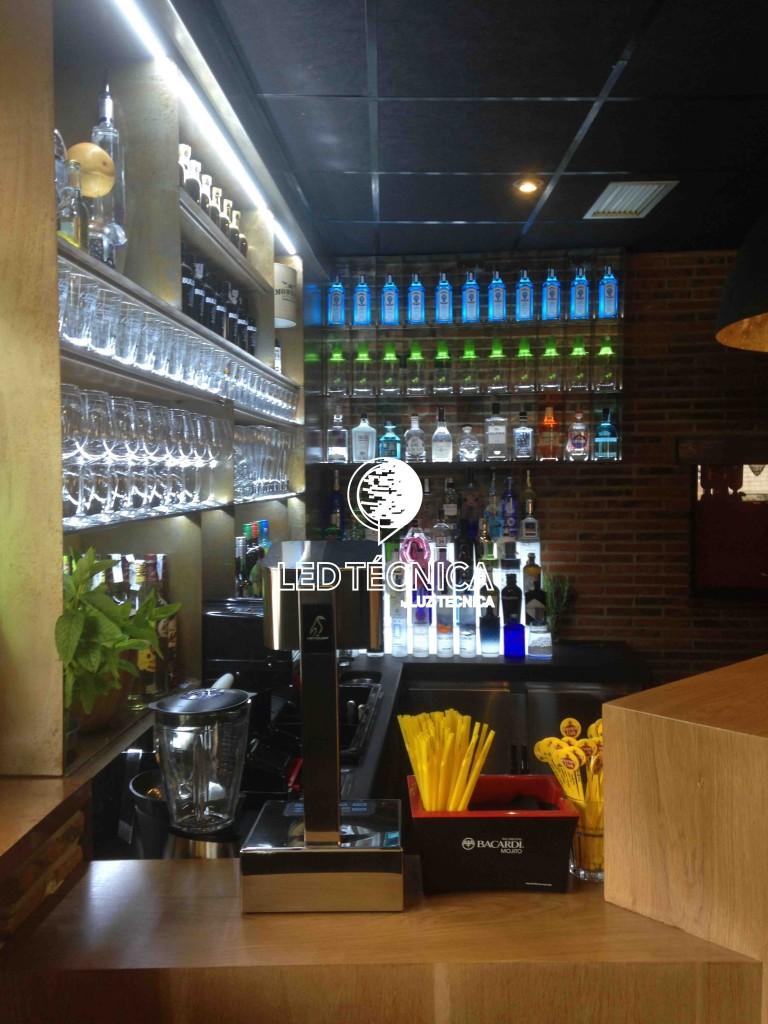 Iluminaci n led para bares en espa a proyectos de for Iluminacion led malaga
