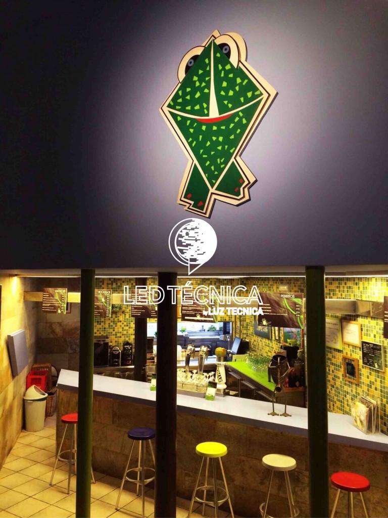Iluminaci n led para bares en burgos proyectos de - Iluminacion de bares ...