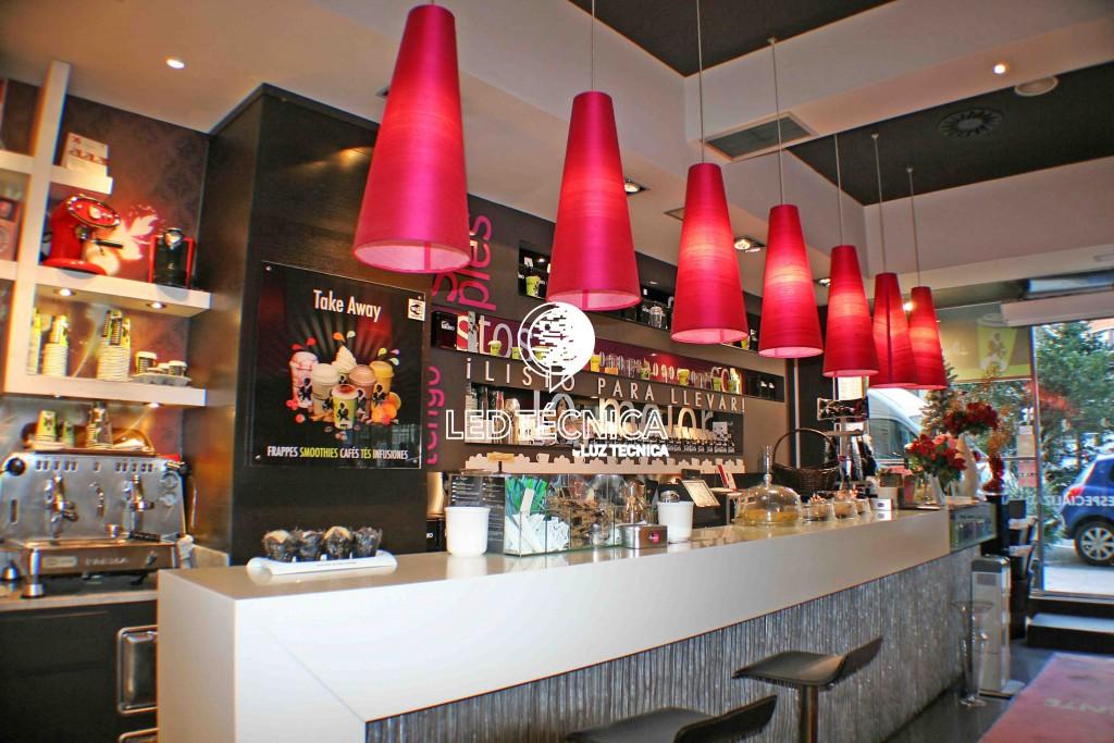Iluminaci n led para bares en espa a proyectos de - Iluminacion de bares ...